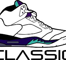 Classic J5 Grapes by tee4daily