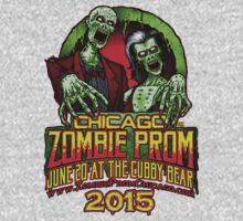 Zombie Prom Chicago 2015 Kids Clothes