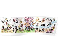Marvel babies Poster