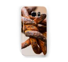 Rusty Barbed Wire Samsung Galaxy Case/Skin
