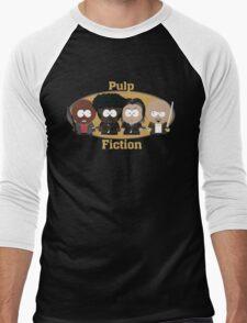 South Park Pulp Fiction Men's Baseball ¾ T-Shirt