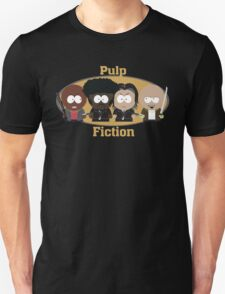 South Park Pulp Fiction T-Shirt