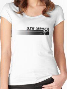 USG Ishimura  Women's Fitted Scoop T-Shirt