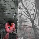 GirlTreeShadow by Jasmine Staff