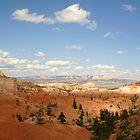 Bryce Canyon Utah #3 by Martina Fagan
