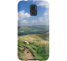 The Great Ridge, to Lose Hill Samsung Galaxy Case/Skin