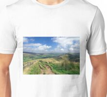 The Great Ridge, to Lose Hill Unisex T-Shirt