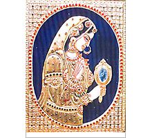 Tanjore Painting Photographic Print