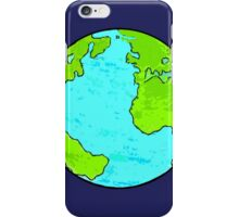 Wild Wide World iPhone Case/Skin