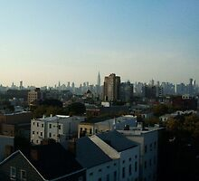 City Roofs by sulee