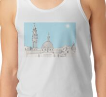 Italy - St. Spirito in Firenze Tank Top