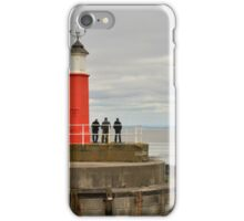 Watching The Tide Go Out iPhone Case/Skin
