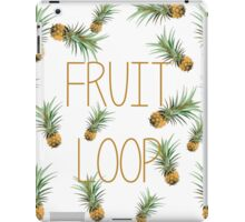 Fruit loop iPad Case/Skin
