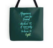 Harry Potter - Dumbledore Quote  Tote Bag