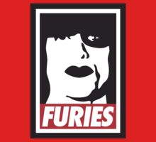 Obey Furies, The Warriors T-Shirt