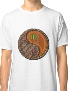 Virgo & Tiger Yang Wood Classic T-Shirt