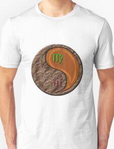 Virgo & Tiger Yang Wood T-Shirt