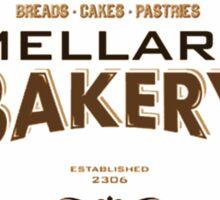 Hunger Games - Mellark Bakery Sticker
