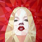 Prismatic Seductive Expression by Joseph Barbara