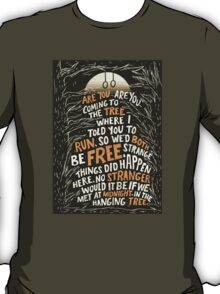 Hunger Games - The Hanging Tree Song T-Shirt