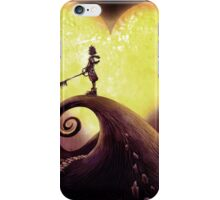 Kingdom Hearts- Sora at Halloween Town iPhone Case/Skin