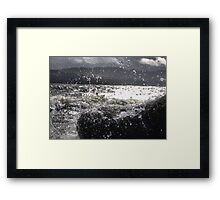 Stormyness Two Framed Print