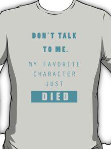 Nerd - Don't Talk to Me T-Shirt