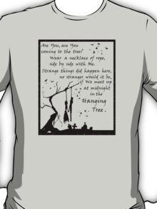 Hunger Games - The Hanging Tree Song (2) T-Shirt