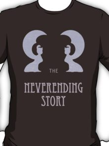The Neverending Story - Movie and Book  T-Shirt