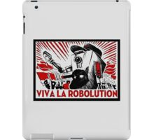 Borderland - Clap Trap Viva la Robolution iPad Case/Skin