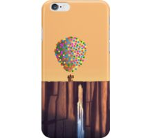 Up - The House on the Top  iPhone Case/Skin