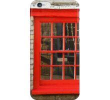Somerton Window iPhone Case/Skin