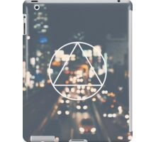 Triangle symbol iPad Case/Skin