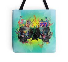 Mixed Signals Tote Bag