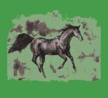 Black Horse Kids Clothes