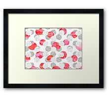 Flamingo Pink Framed Print