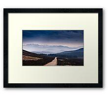 Lochnagar  Framed Print
