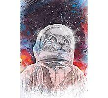 Space_Cat Photographic Print