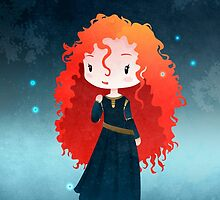 Merida by Paulo Capdeville