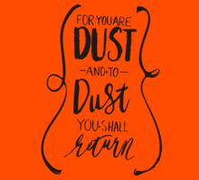 Dust to Dust Kids Clothes
