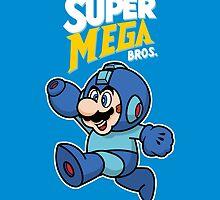 Super Mega Bros. by Mdk7