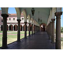 Tucson Courthouse Photographic Print