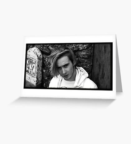 daniel Greeting Card