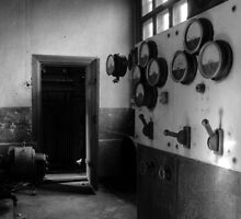 9.4.2015: From Abandoned Hydro Power Plant by Petri Volanen