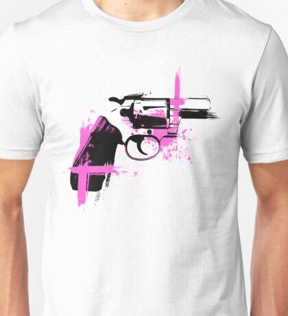 Colt- pink Unisex T-Shirt