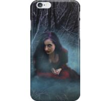 Voices in the mist iPhone Case/Skin