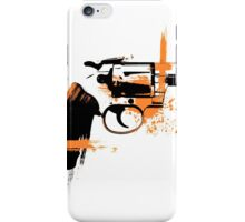 Colt - orange iPhone Case/Skin