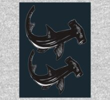 Hammerhead Shark Delight T-Shirt