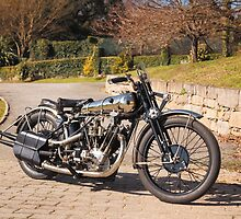 1928 BROUGH SUPERIOR SS1000 by Luis Viegas