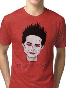 who goze der? Tri-blend T-Shirt